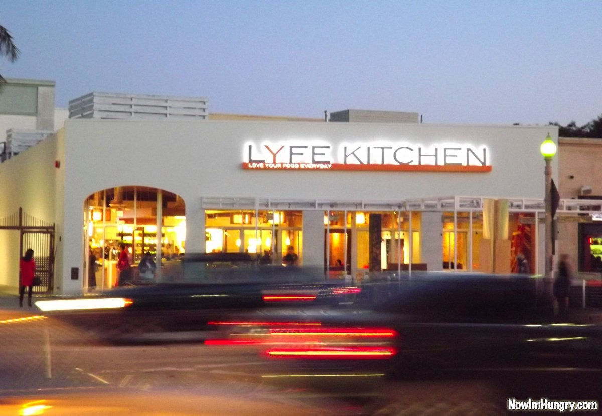 Y Ask Y: Lyfe Kitchen Culver City Reviewed   Now I\'m Hungry ...
