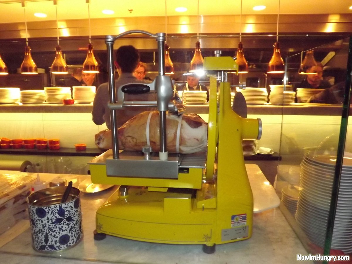 Made to Order Factory Kitchen  Now Im Hungry