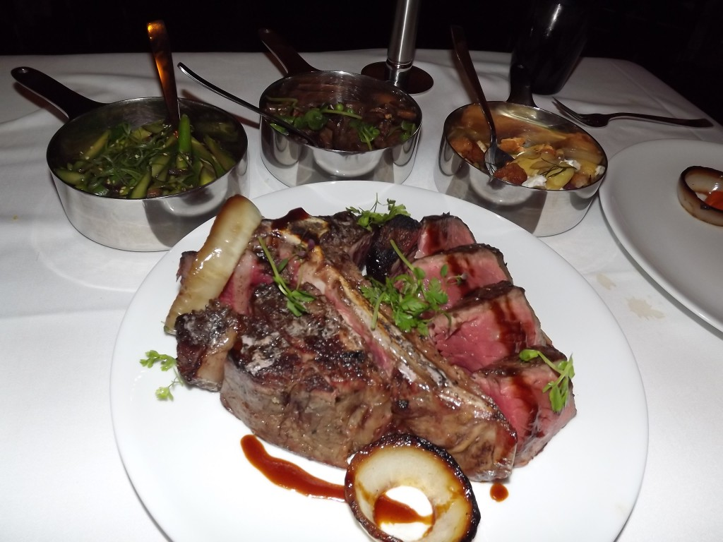 Bourbon Steak Glendale
